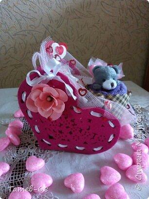 Мои подарки на день влюблённых! фото 1