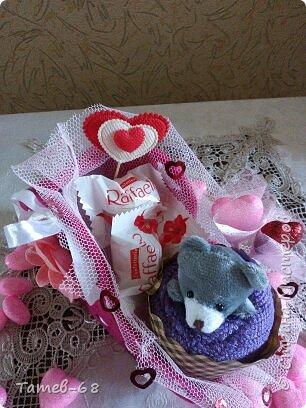 Мои подарки на день влюблённых! фото 2