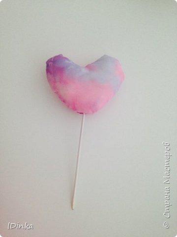 Сердечный букет фото 3