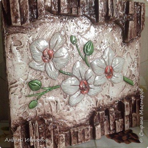 Панно Орхидеи фото 3