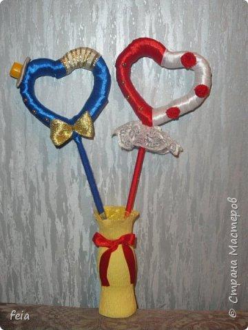 """Топиарий """" Доброе сердце"""" фото 1"""