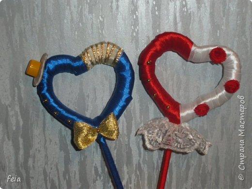 """Топиарий """" Доброе сердце"""" фото 2"""