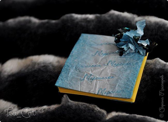"""Доброго Времени суток, Жители Страны Мастеров. Я сдаю работу на конкурс """"Загадочный блокнот"""". Я сделала блокнот, но у меня появилось вдохновение. Поэтому я сделала еще и платье. Всё выполнено из конфет """"Марсианка"""". Уж очень я их люблю) фото 5"""
