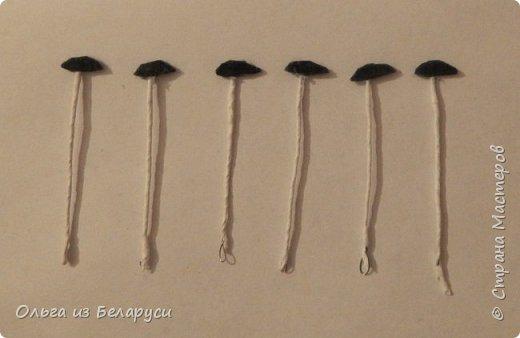 Всем,добрый день! Хочу рассказать,как я делаю тычинки и пестик для лилий. фото 12
