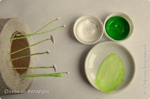 Всем,добрый день! Хочу рассказать,как я делаю тычинки и пестик для лилий. фото 17