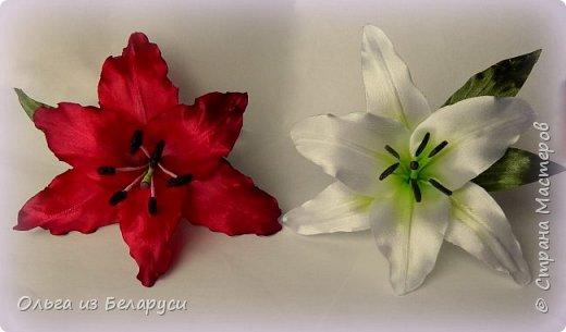 Всем,добрый день! Хочу рассказать,как я делаю тычинки и пестик для лилий. фото 25