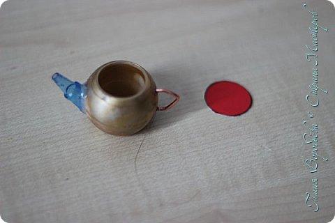 А не попить ли нам чайку?!  А чайника нет(((. А на что нам ручки золотые, да  головушка светлая?! Делаем чайник. фото 7