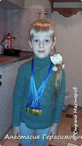 Попросили меня в школу сделать медали для соревнований по физкультуре. фото 4