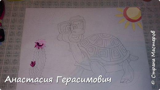 Черепаха фото 3