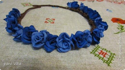 Синий цвет романтичный и в то же время сдержанный.  фото 1