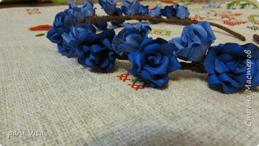 Синий цвет романтичный и в то же время сдержанный.  фото 2