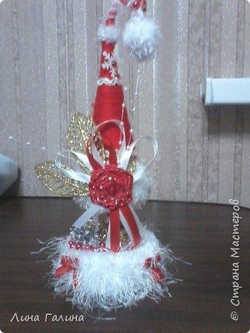 Всем привет!:)Сегодня я вам покажу свои новогодние ёлочки.Фоток будет много,надеюсь,не утомлю вас...Итак приступим!:) Елочка ,,Захотелось лета,вишни,солнца...,, фото 13
