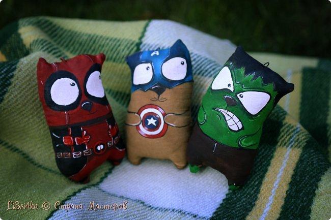 Ароматные игрушки Супергерои)  фото 2