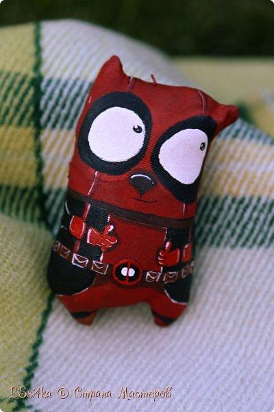 Ароматные игрушки Супергерои)  фото 1