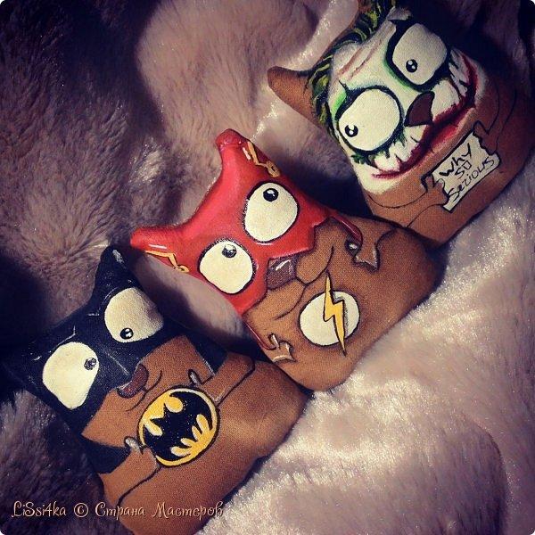 Ароматные игрушки Супергерои)  фото 4