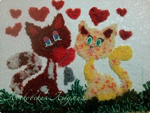 Влюбленные котики | Страна Мастеров
