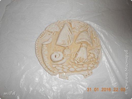 Таких слоников из сол. теста много в СМ и мне хотелось сделать что-то подобное. фото 2