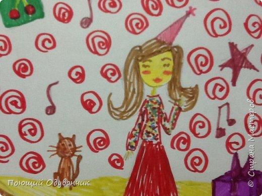 """Приветики! Сегодня я сдаю работу на конкурс """" Моя Мечта""""! Моя мечта - это кукла Сериз Худ! Она - моя давняя хотелка! фото 3"""
