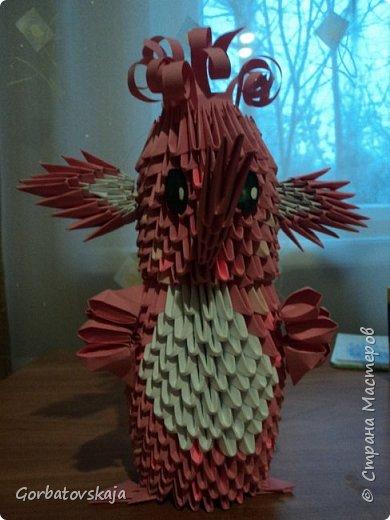 Мои первые работы в модульном оригами. фото 5