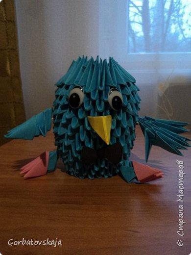 Мои первые работы в модульном оригами. фото 4