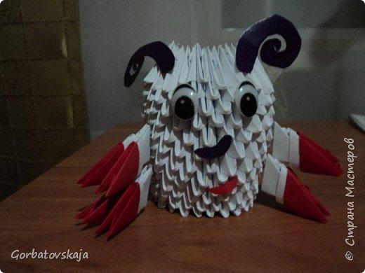 Мои первые работы в модульном оригами. фото 3