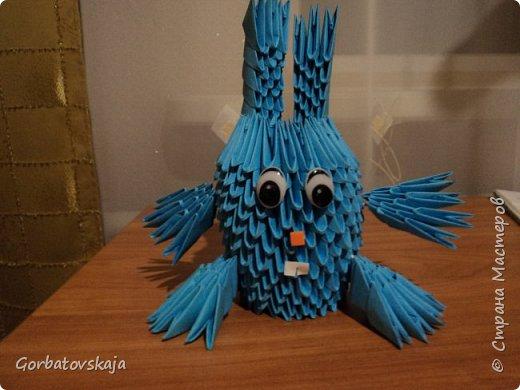 Мои первые работы в модульном оригами. фото 2