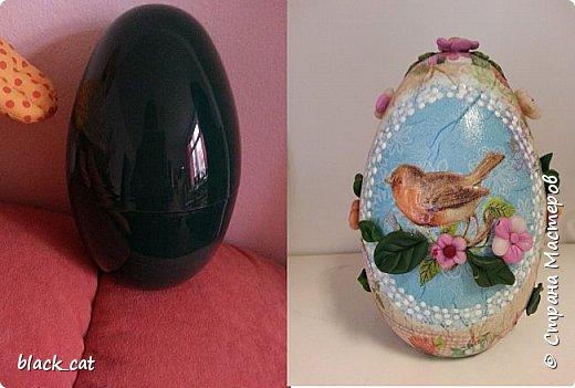 Яйцо высотой 16 см фото 5