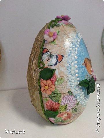 Яйцо высотой 16 см фото 3