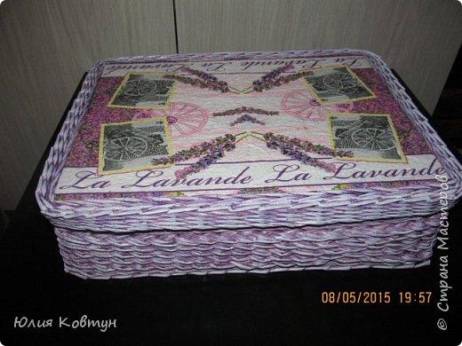Коробка для документов фото 3
