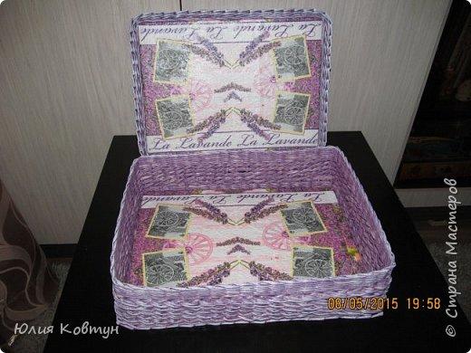 Коробка для документов фото 4
