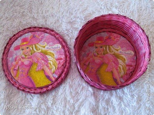 Эти шкатулки сделала для детского магазина фото 7