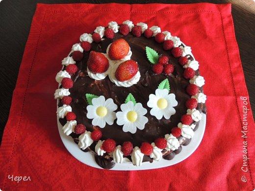 Всем доброго вечера! Нашла у себя фото тортиков, которые пекла для разных случаев - решила показать... фото 1