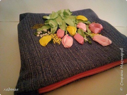 К 8 марта тюльпаны и мимоза! 15х11 с донышком фото 2