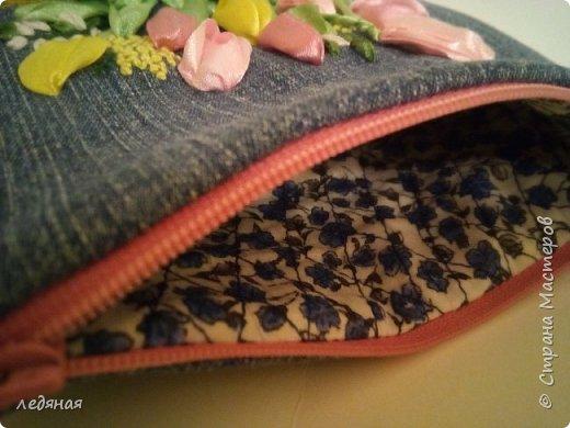 К 8 марта тюльпаны и мимоза! 15х11 с донышком фото 3