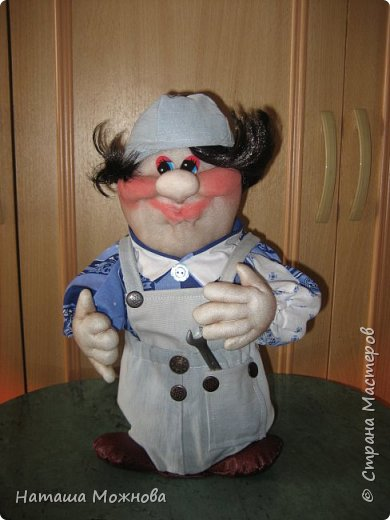 Кукла мини-бар фото 1