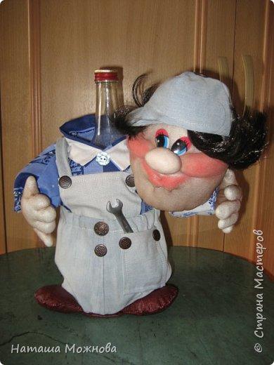 Кукла мини-бар фото 2