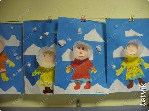 Работы детей 5-6 лет. фото 1