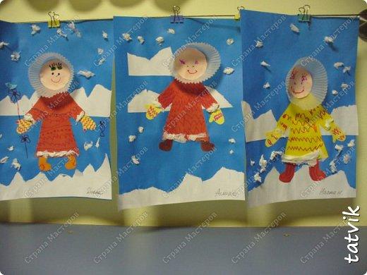 Работы детей 5-6 лет. фото 3