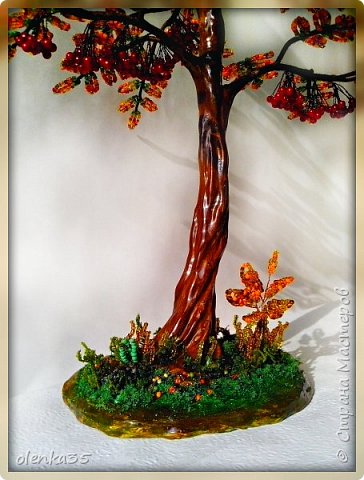 Осенняя рябинка фото 2