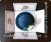 подарочная коробочка для шляпки фото 4