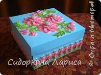 подарочная коробочка для шляпки фото 1