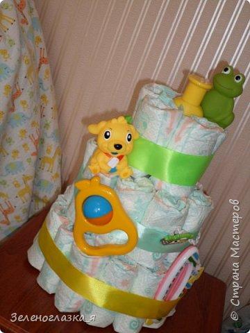 """Дома маленький малыш и нашло вдохновение """"испечь"""" вот такие тортики. фото 1"""