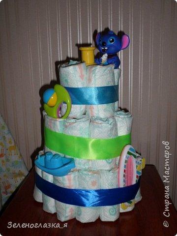 """Дома маленький малыш и нашло вдохновение """"испечь"""" вот такие тортики. фото 2"""