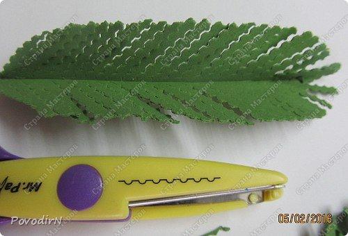 Мимоза из фоамирана фото 12
