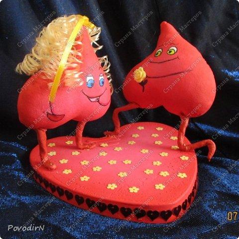 Еще пара сувениров на день Святого Валентина. фото 6