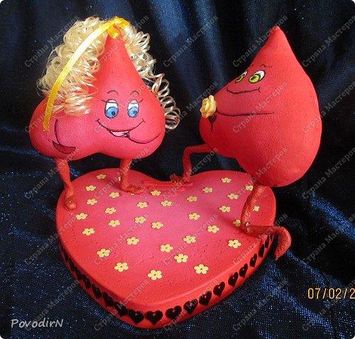 Еще пара сувениров на день Святого Валентина. фото 7