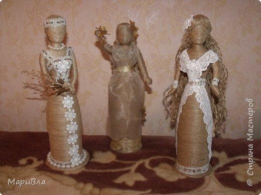 В компанию шпагатной девоньке http://stranamasterov.ru/node/856190  были созданы еще две подружки. фото 1