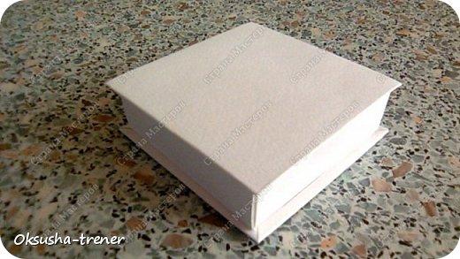 """МК: Шоколадная коробочка """"Самому лучшему учителю"""" фото 4"""