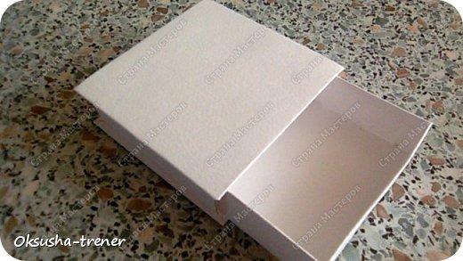 """МК: Шоколадная коробочка """"Самому лучшему учителю"""" фото 5"""