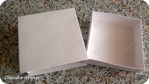 """МК: Шоколадная коробочка """"Самому лучшему учителю"""" фото 6"""
